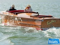 British Power Boat Company of Southampton 1930s runabout
