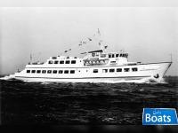 HUSUM HUSSUMER SCHIFFSWERT GERMANY Passenger daily cruise boat