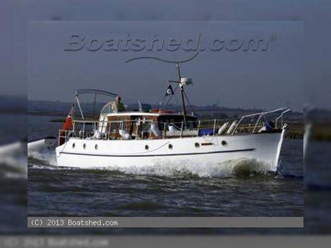 Motor Yacht Twin Screw 43ft
