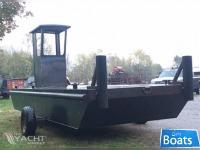 236 x 8 x 30 2018 Steel Work Barge w/Wheelhouse