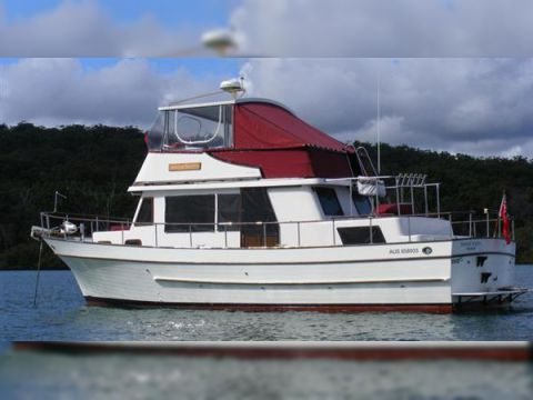 American Marine Grand Banks Custom