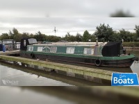 Liverpool Boats 50ft Cruiser