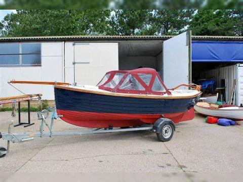 Character Boats 17' 6
