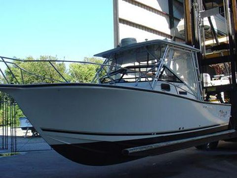 Albemarle 265 express fisherman for sale daily boats for Express fishing boats for sale