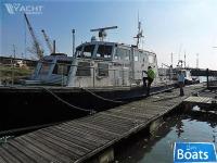 Tugboat Survey Harbour Launch