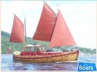 Inchcape 35 Border Minstrel Ketch Rigged Motor Sai Eyemouth Boat Building Company