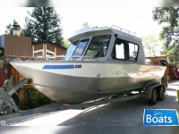 Hewescraft 220 Sea Runner Pilothouse