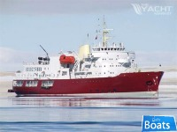 Cruise Ship Ice Classed Expedition Cruise Ship