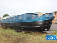 Wide Beam Narrowboat Colecraft 70x1006 SAILAWAY