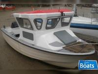 Shetland 17 - Custom Fishing Boat
