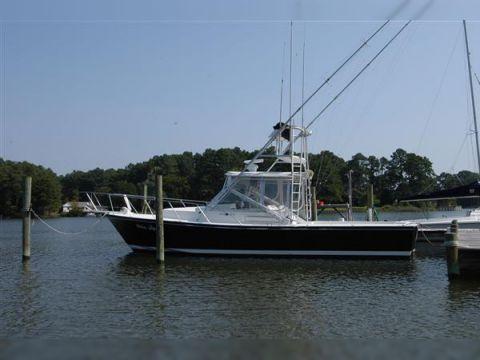 Black Watch 36 Custom Sportfisherman