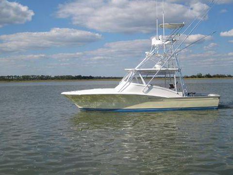 SCOPINICH 35 Custom CarolinaExpress