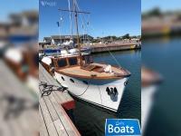 Classic Boat 1939 Classic Gentleman´s Cruiser