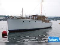 Silver Class Motor Yacht Miss Silver