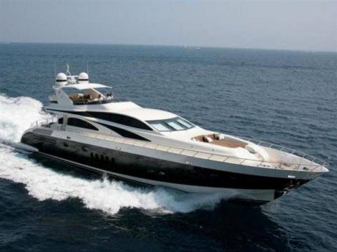 Cantiere Navale Arno Leopard 32