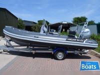 Highfield Ocean Master 540 Deluxe