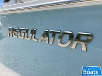 Regulator Center Console 34