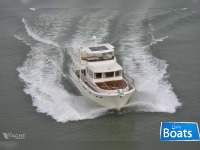 Adagio Yachts 55 Europa Trawler