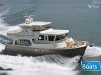 Adagio Yachts 58 Europa Trawler