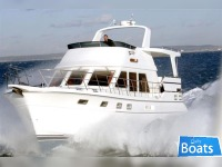 Adagio Yachts 48 Sundeck Trawler