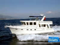 Adagio Yachts 51.5 Europa LBC (Low Bridge Conversion) Trawler