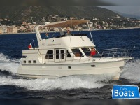 Adagio Yachts 44 Sundeck LBC (Low Bridge Conversion) Trawler