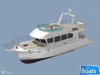 Adagio Yachts 44 Europa Trawler
