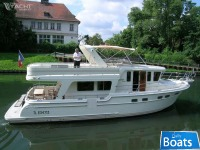 Adagio Yachts 48 Europa LBC (Low Bridge Conversion) Trawler