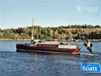 Gustafsson & Andersson Klassische Motoryacht MATCH II
