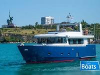 Trawler Yacht 20mdisplacement