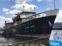 Papenburg Explorer Vessel Ex Lotsenshiff