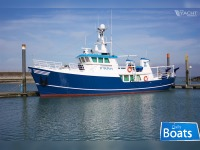 Pieter Beeldsnijder Trawler 2375