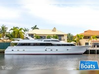 Broward Raised Bridge Motor Yacht
