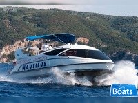 Glass Bottom Hydrofoil Boat