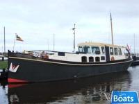 Passenger vessel,live aboard Dutch Barge