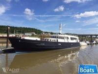 Steel Motor Yacht Customs Patrol Vessel