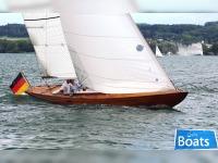 Abeking & Rasmussen 6mR Yacht,Third-Rule