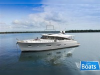 Belize Motoryachts 66 Sedan