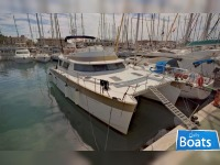 Fountaine Pajot Cumberland 44 Quatour with new Volvo D6 engines