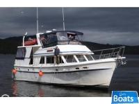 CHB 48 Trawler Motoryacht