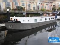 Peter Nicholls Yachtbuilders Ltd 65ft Barge