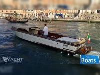 Venice shipyard Venetian Taxi tender
