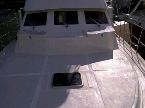 Seahorse Marine Custom 55