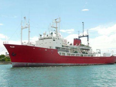 Hayashikane Expedition Yacht