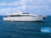 Steel Motor Yacht 30m