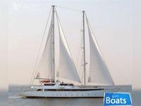 Sail Assisted Passenger Cruise Ship