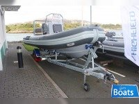 Highfield 540 DL Aluminium Hull RIB
