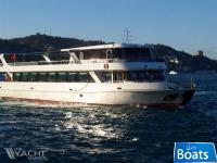 Passenger and Restaurant Boat