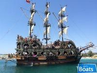 Pirate Ship Boat