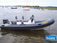 HUMBER Destroyer 5.0m Rib
